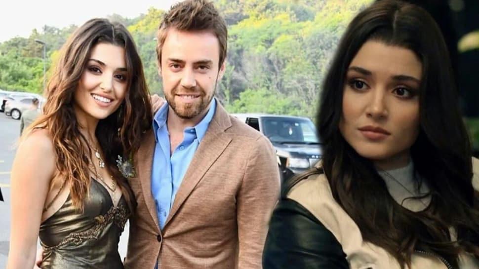 Hande Erçel, Murat Dalkılıç ile ayrılığını duyurdu: İlişkimizi dostça noktaladık!