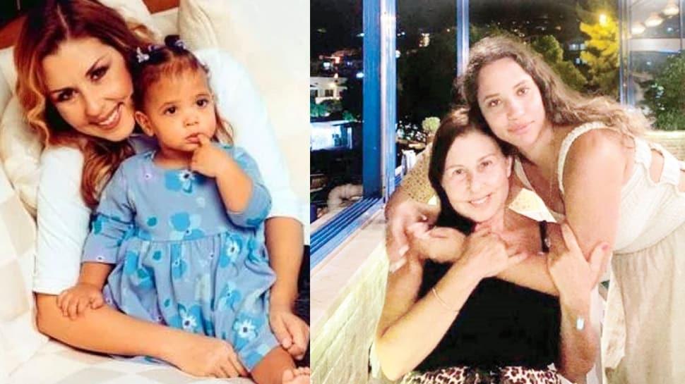Nilüfer'ın kızı büyüdü! Ayşe Nazlı 20 yaşında