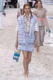 Sarah Dahl Chanel Spring 2019 Ready-to-Wear