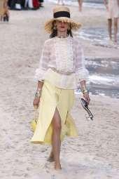 Carolina Thaler Chanel Spring 2019 Ready-to-Wear