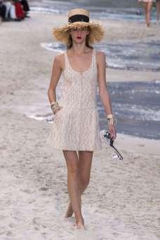 Julia Merkelbach Chanel Spring 2019 Ready-to-Wear