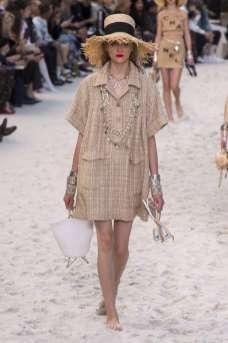 Lia Pavlova Chanel Spring 2019 Ready-to-Wear