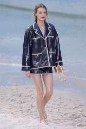 Kris Grikaite Chanel Spring 2019 Ready-to-Wear