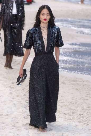 Hyun Ji Shin Chanel Spring 2019 Ready-to-Wear