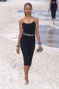 Adesuwa Aighewi Chanel Spring 2019 Ready-to-Wear