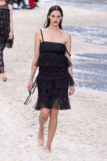 Leila Goldkuhl Chanel Spring 2019 Ready-to-Wear