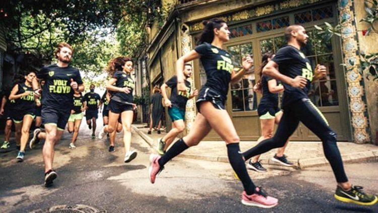 Birlikte ama yalnız maratondayız - Magazin