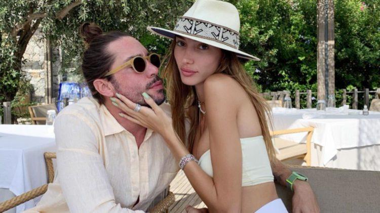 Havuzda aşka gelen Şevval Şahin, sevgilisiyle öpüşme görüntülerini paylaştı