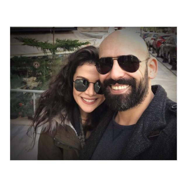 Oyuncu Sinem Ünsal'ın 2 yıldır aşk yaşadığı sevgilisi de oyuncu çıktı