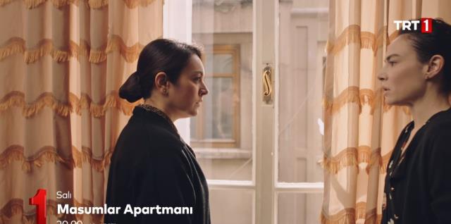 Masumlar Apartmanı'nın 15. bölüm fragmanı yayınlandı! Safiye'nin değişimi ağızları açık bıraktı