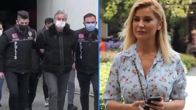 Songül Karlı'nın dolandırıcılık iddiasında içlerinde eski eşinin de bulunduğu5 kişi gözaltına alındı