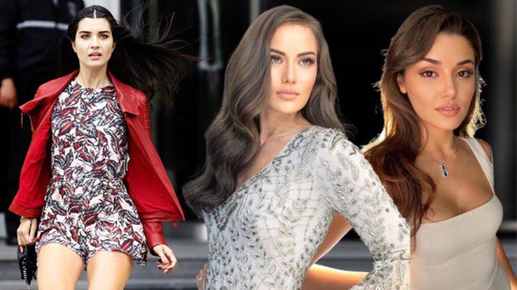 Dünyanın en güzel 100 kadını belli oldu! Hande Erçel'in birinci olduğu listede 5 Türk daha var