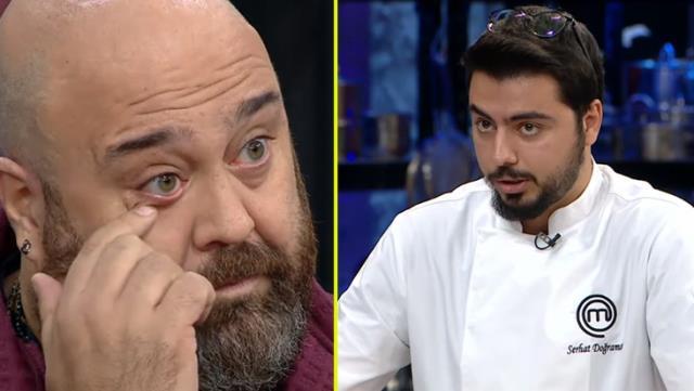 MasterChef Türkiye'de Serhat'ın anlattıkları Somer Sivrioğlu'nu duygulandırdı