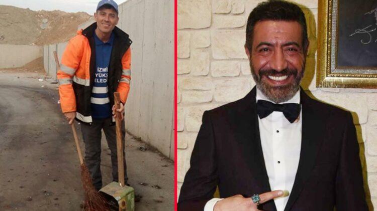Hakan Altun, temizlik işçisi Şahin Özlem'in yeteneğini keşfedip şarkıcı yaptı