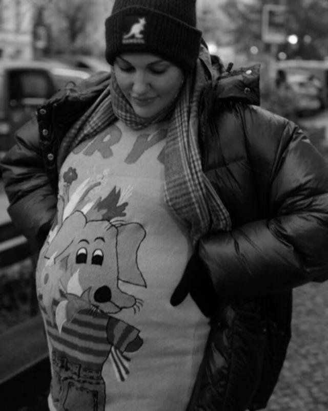 Oyuncu Meryem Uzerli, ikinci kez anne oldu