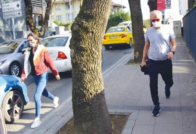 Spiker Damla Uğurtürk, Yılmaz Erdoğan'la aşk yaşadığı yönündeki iddiaları yalanladı