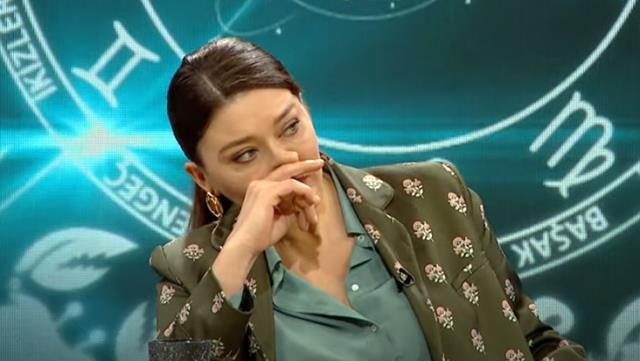 Kefaret dizisinin başrol oyuncusu Nurgül Yeşilçay, acı dolu anısını anlatırken gözyaşlarına boğuldu