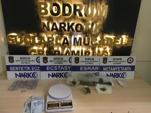Cemiyet hayatının ünlü siması Kerem Dürüst, uyuşturucudan gözaltına alındı