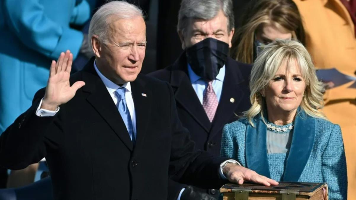 Jill Biden, başkanlık tarihinin ilk profesör unvanlı First Lady'si oldu