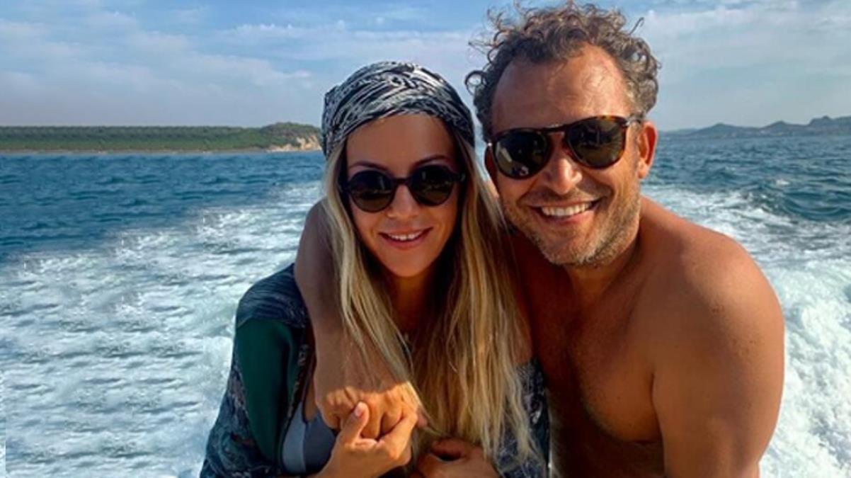 Ivana Sert, sevgilisine aşkını ilan ederken yaptığıyla hem mide bulandırdı hem güldürdü