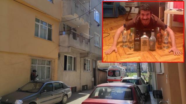 Birçok dizide oynayan Ercan Yalçıntaş sahte içkiden hayatını kaybetti