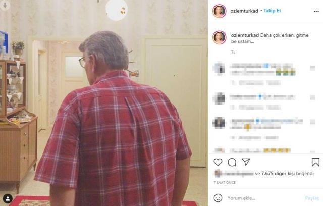 Rasim Öztekin'in ölümü Seksenler dizisi oyuncuları yasa boğdu