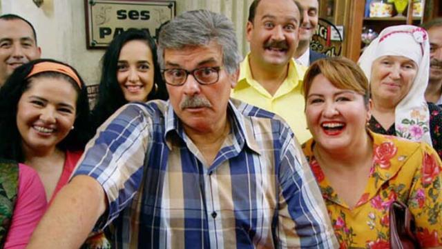 Rasim Öztekin'in ölümü Seksenler dizisinin oyuncularını yasa boğdu