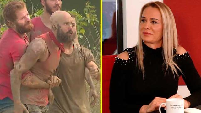 Nagihan Karadere'den Survivor Çağrı'nın kavgasına yorum: Yaptığı yanlış ama diskalifiye edilmemeli