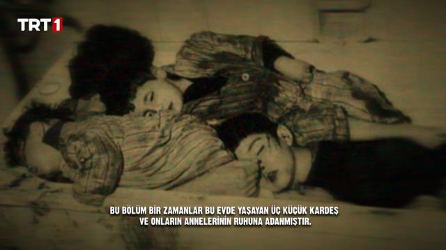 Bir Zamanlar Kıbrıs'ta yürek yakan küvet katliamı sahnesi! Ölenlerin ruhuna adandı