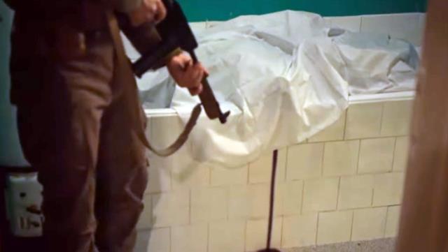 Bir Zamanlar Kıbrıs'ta yürek yakan küvet katliamı sahnesi! Bölüm ölenlerin ruhuna adandı