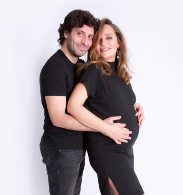 Oyuncu Didem Balçın anne oldu! İşte bebeğine verdiği isim