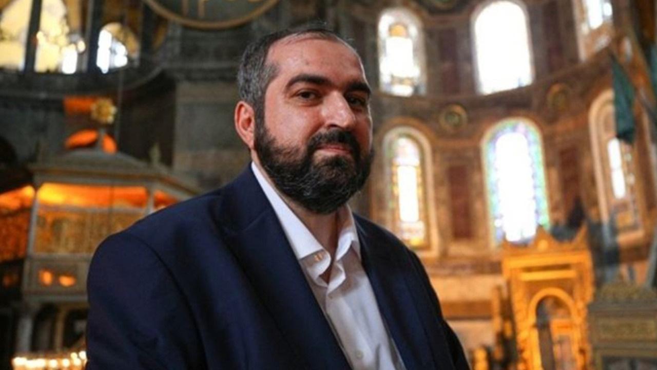 Ayasofya Camii eski Baş İmamı Mehmet Boynukalın, Coronavirus'e yakalandı!